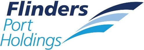 Flinders port logo